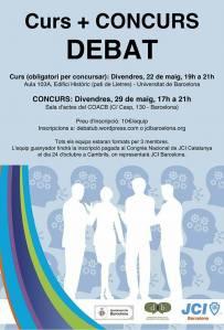 Lliga Debat_darrera curs 2014_15