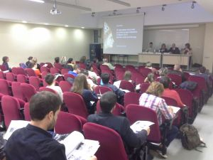 "Segona jornada del Congrés ""Senses and Sensuality in the Middle Ages"""